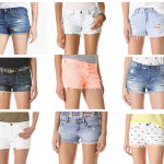 Summer's Best Denim Cutoffs
