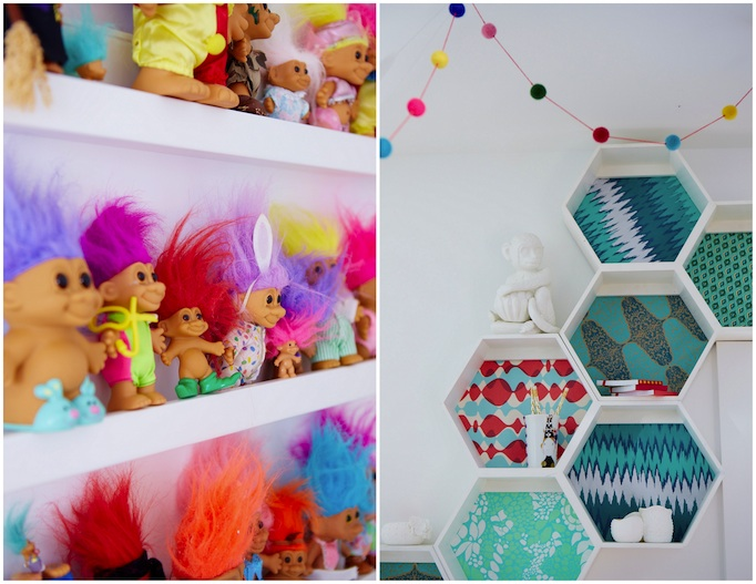 Just Like a Fairy Tale - Bedroom & Playroom Makeover | Honest to Nod