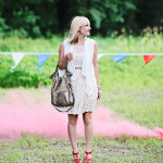 What I'm Wearing: Little Lace Dress
