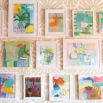 Sally King Benedict Art Pop Up Shop At Furbish