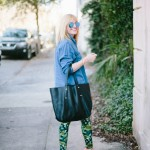 What I'm Wearing: Jungle Print