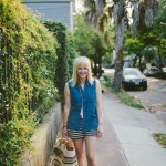 What I'm Wearing: Stripes on Stripes