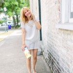 What I'm Wearing: Summer White