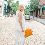 What I'm Wearing: Whites