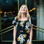 What I'm Wearing: Floral Maxi