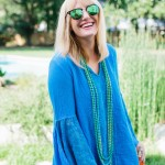 What I'm Wearing: Keep It Colorful